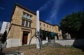 Muséum d'histoire naturelle de Neuchâtel © MHNN / Jérôme Mayerat