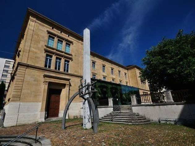 Muséum d'Histoire Naturelle  • Neuchâtel