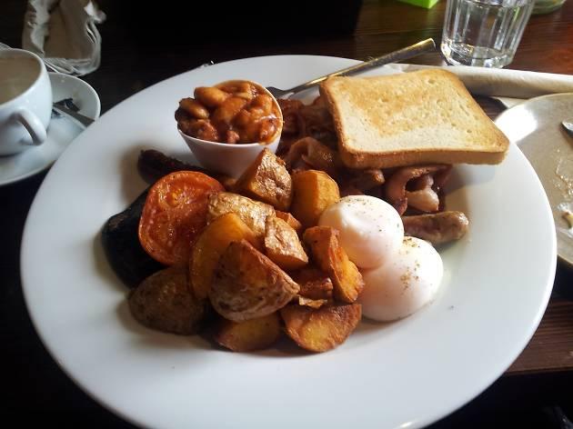 BSCC Great British Breakfast