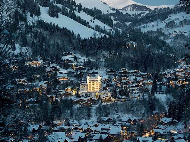 Gstaad Palace • Gstaad