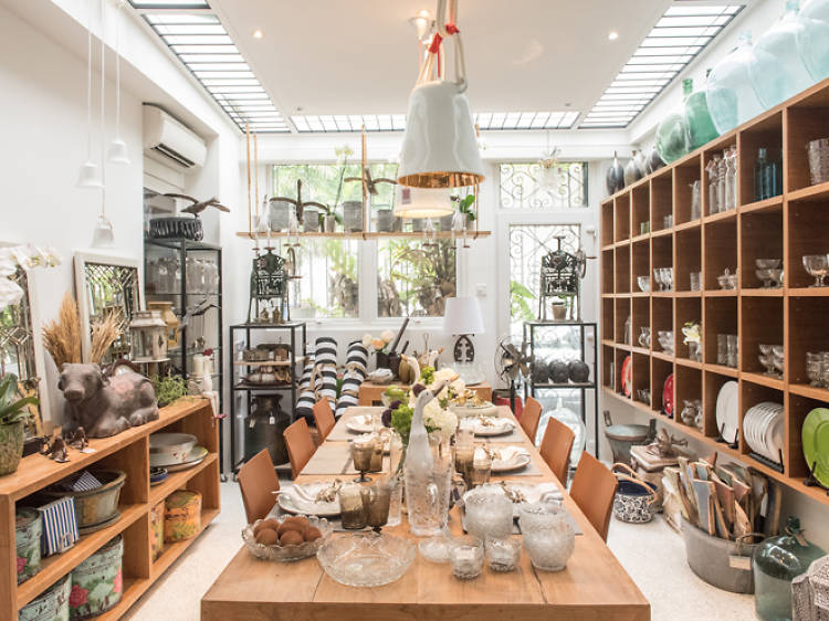 50 best shops in Singapore to check out