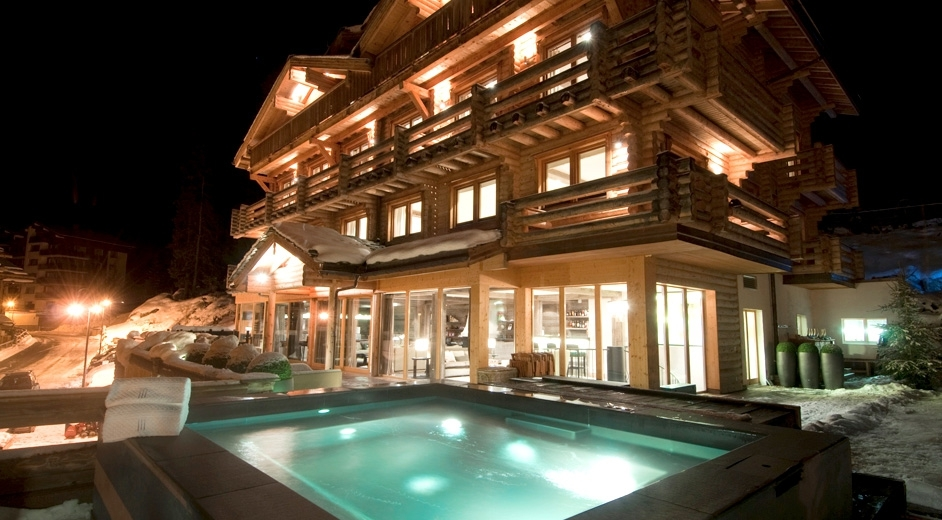 The Lodge • Verbier