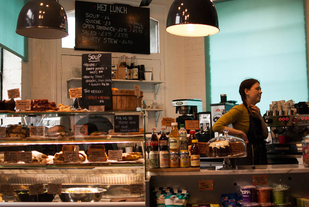 Why a foodie must walk down: Bermondsey Street and Square