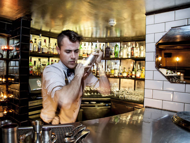 100 best bars and pubs in london, Milk & Honey