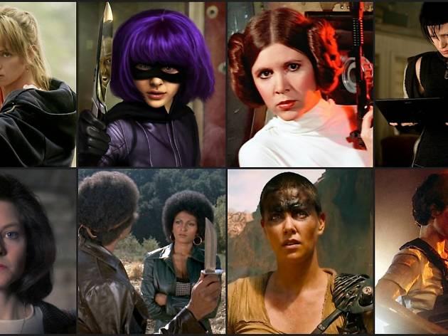 10 films à voir pour les filles badass
