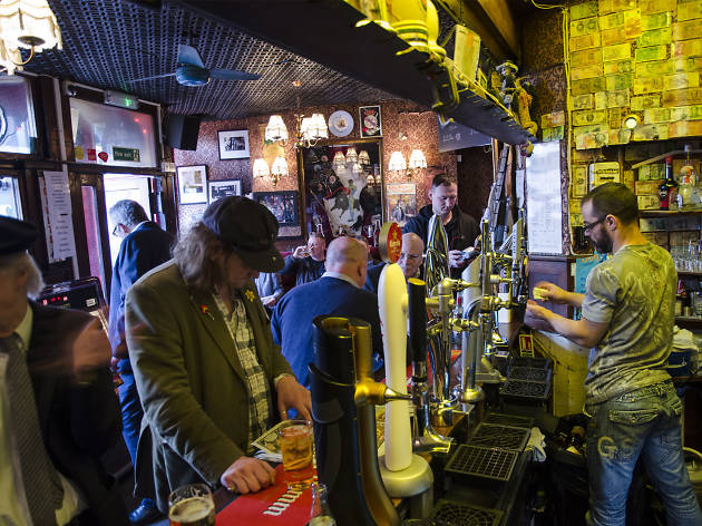 100 best bars and pubs in london, bradley's spanish bar