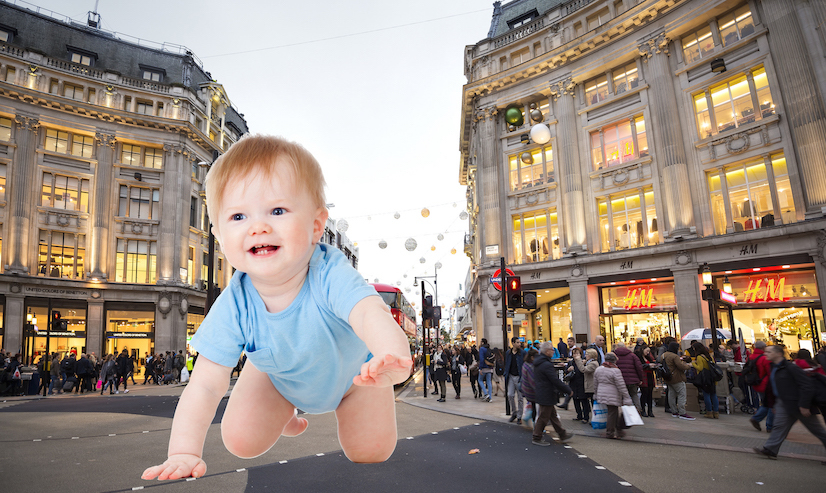 14 worrying things about bringing up a kid in London