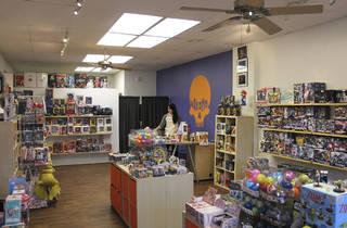Nakama Toys in Logan Square
