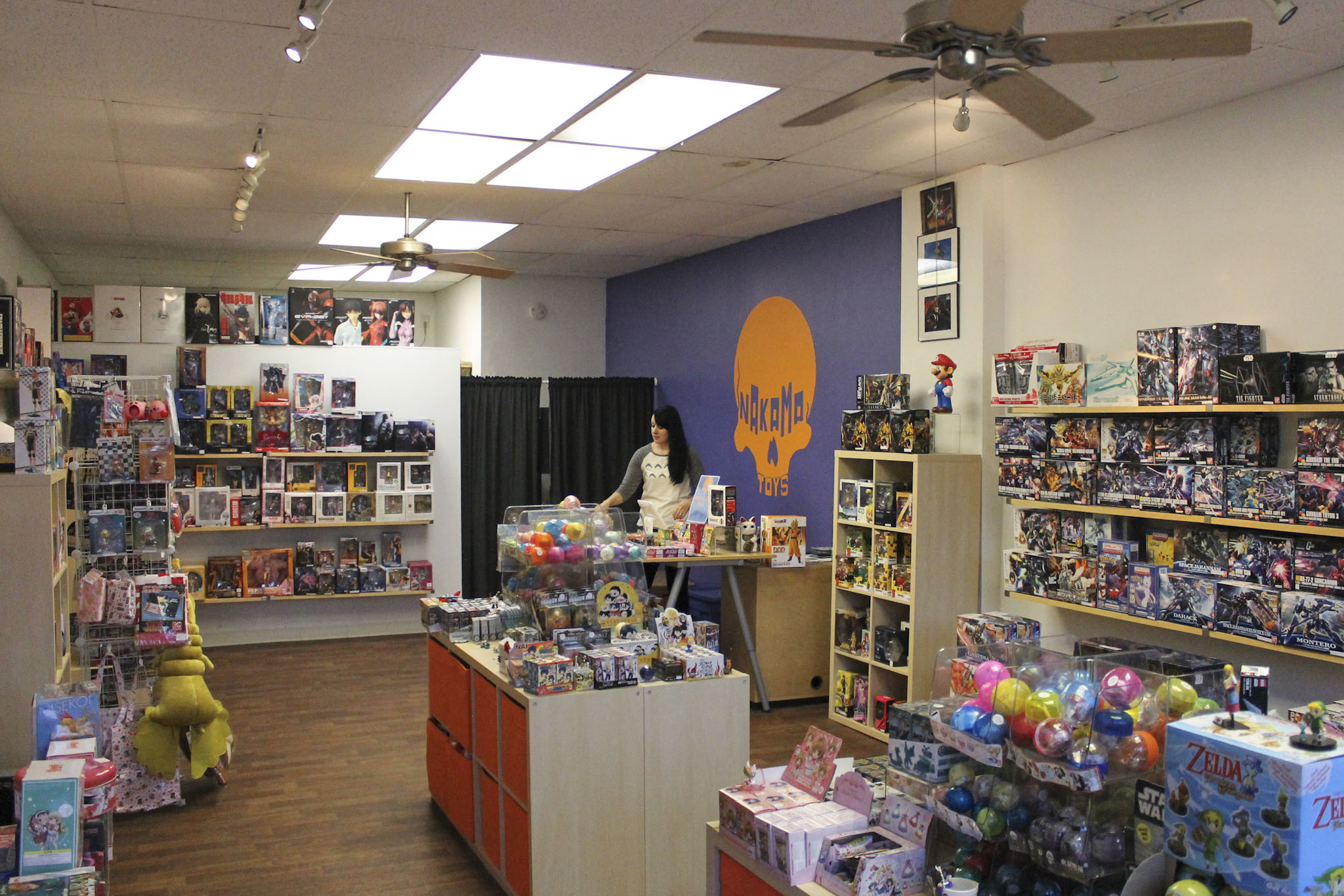 Nakama Toys in Logan Square