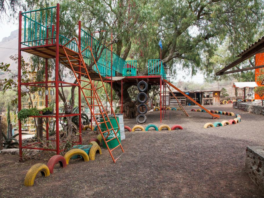 Parque Ecoturístico Xalli