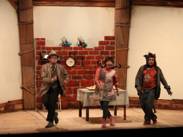 Regresa el musical para niños Lluvia de alegrías