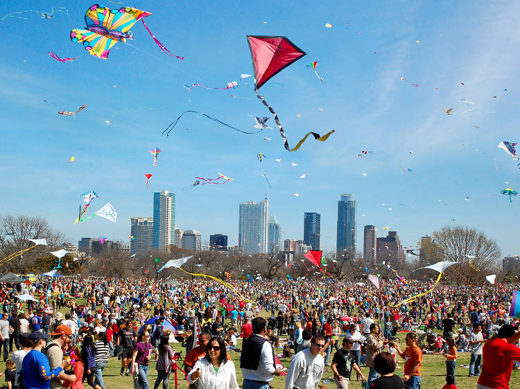 The 20 best free things to do in Austin