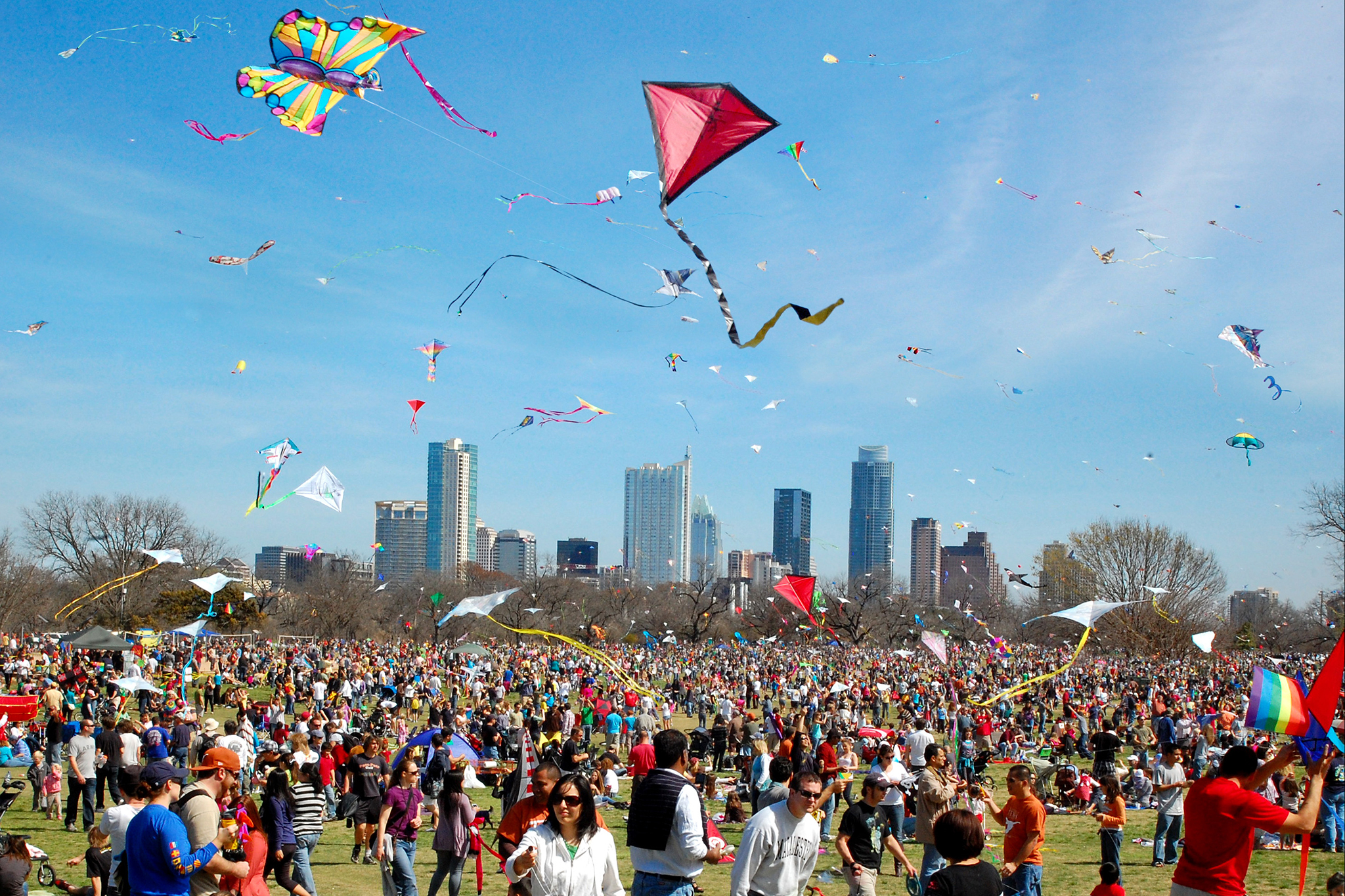 The 25 best free things to do in Austin
