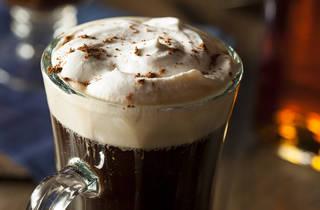 Irish coffees