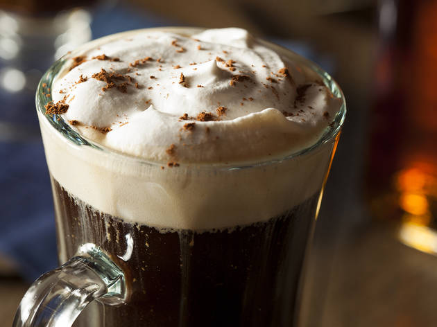 The best Irish coffees in NYC