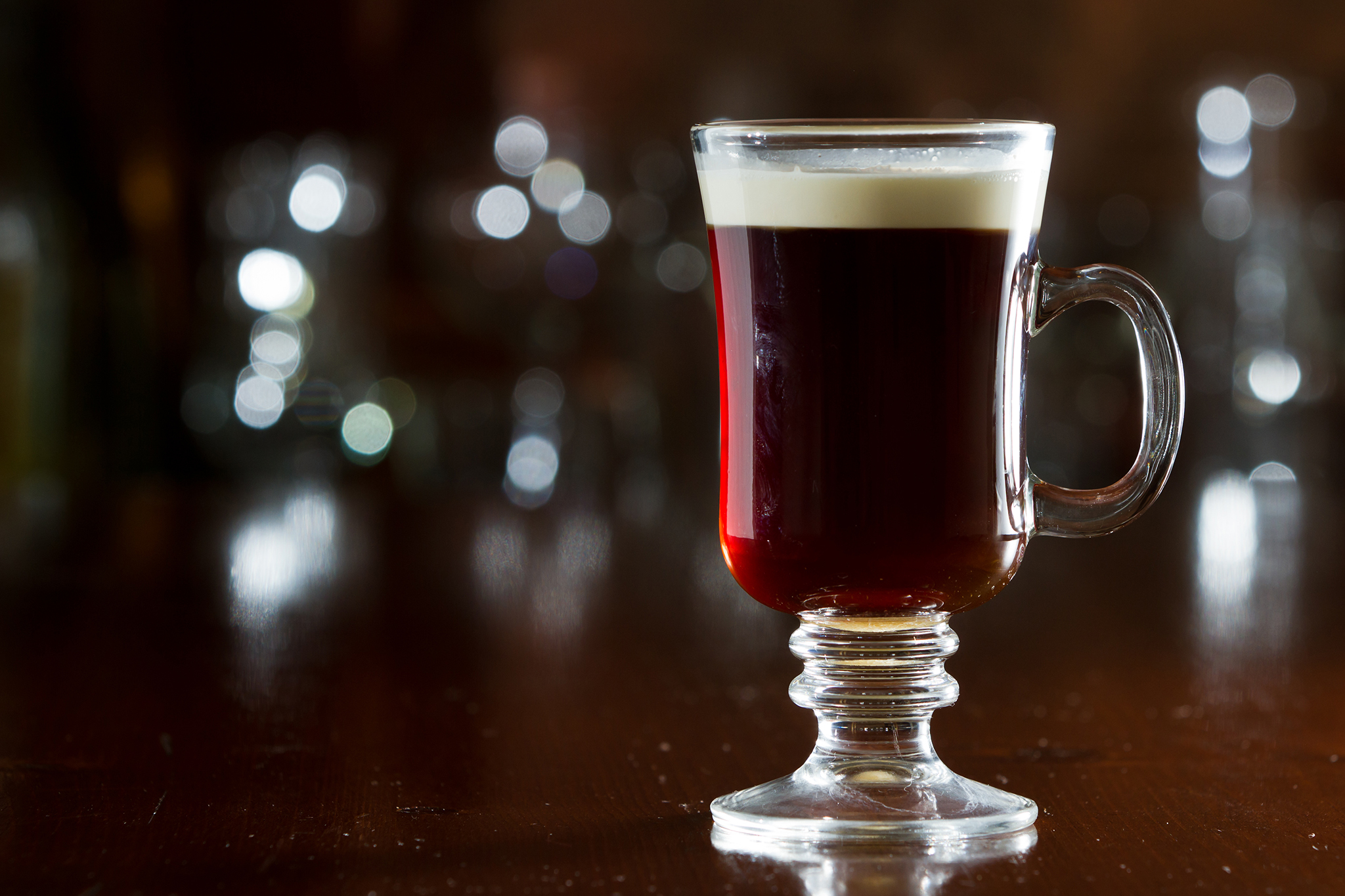 Best irish coffees at pubs and cocktail bars