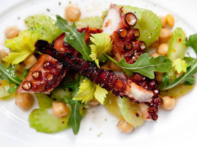 RPM Italian octopus dish