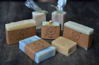The Craft Crowd soap-making workshop