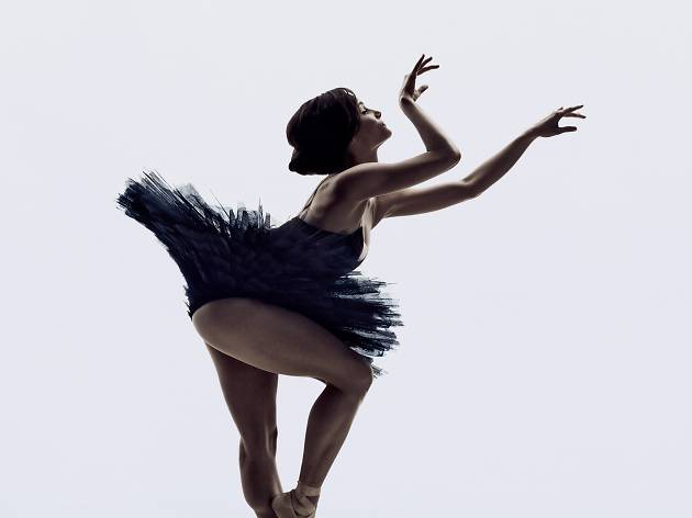 A promo shot for Jade Wood at the Australian Ballet