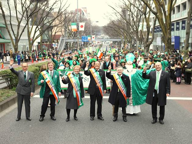 St. Patrick's Day Parade | Time Out Tokyo