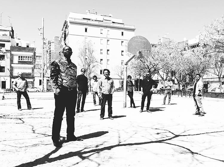 Festa Major de Gràcia 2016: Alma Afrobeat Ensemble