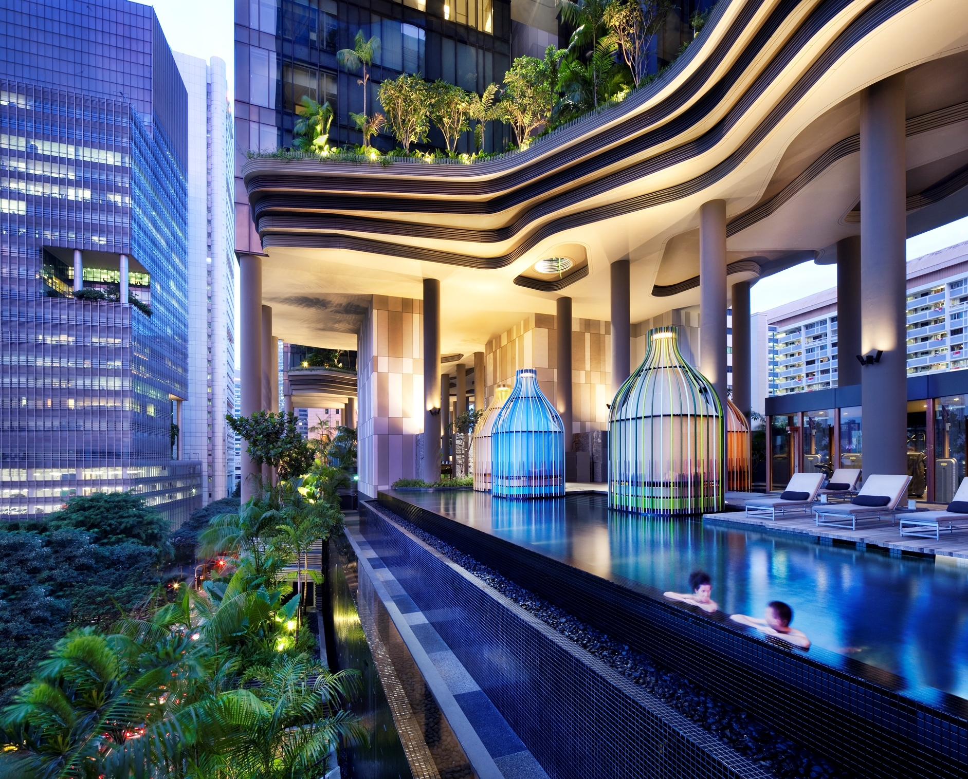 Contest: Win a 2D1N weekend stay in an Orchid Club Deluxe Room at PARKROYAL on Pickering