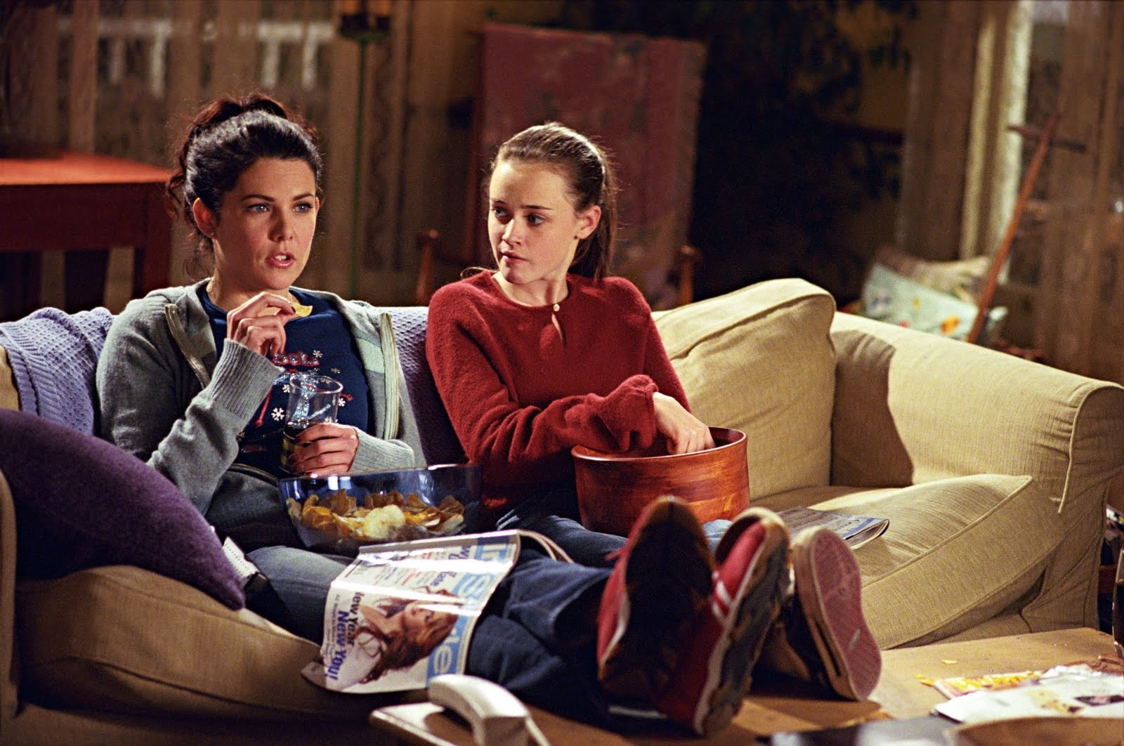 Best films and TV shows to watch over the holidays