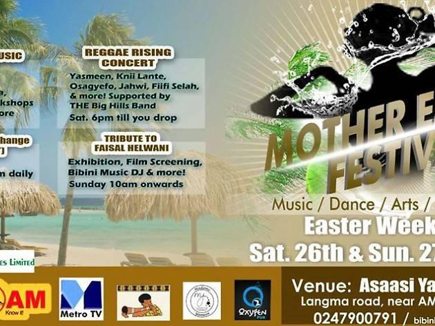 Mother Earth Music Festival