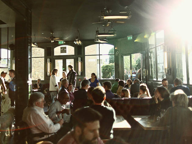 100 best bars and pubs in london, the prince