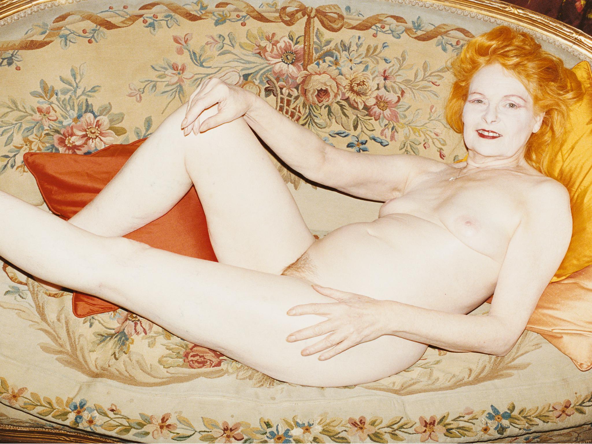 Best London photos: Juergen Teller: Vivienne Westwood, 2009. © Juergen Teller