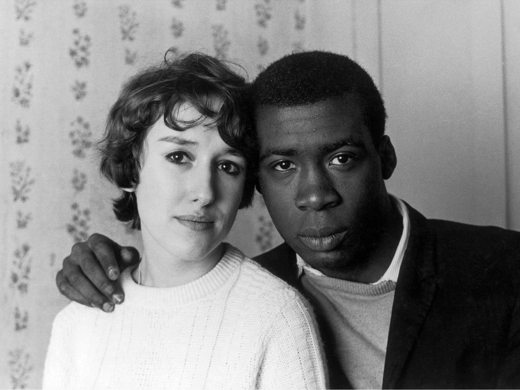 Best London photos: Charlie Phillips: 'Notting Hill Couple', 1967. © Charlie Phillips/Victoria and Albert Museum, London