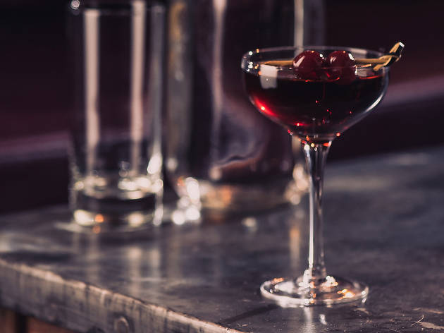100 best bars and pubs in london, original sin