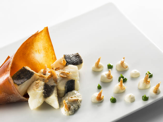 Michelin-starred restaurants in Girona