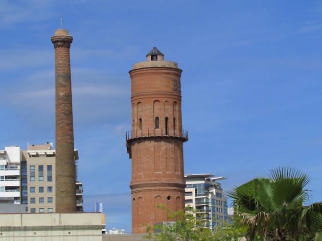Torre de les Aigües del Besós