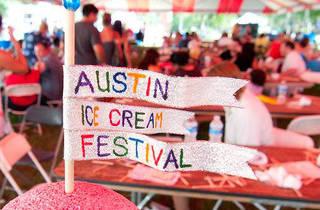 Austin Ice Cream Festival