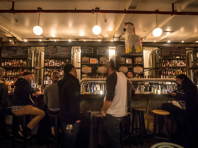 The best beer crawls in NYC