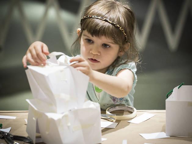 Design-Make-Play Innovation Camps