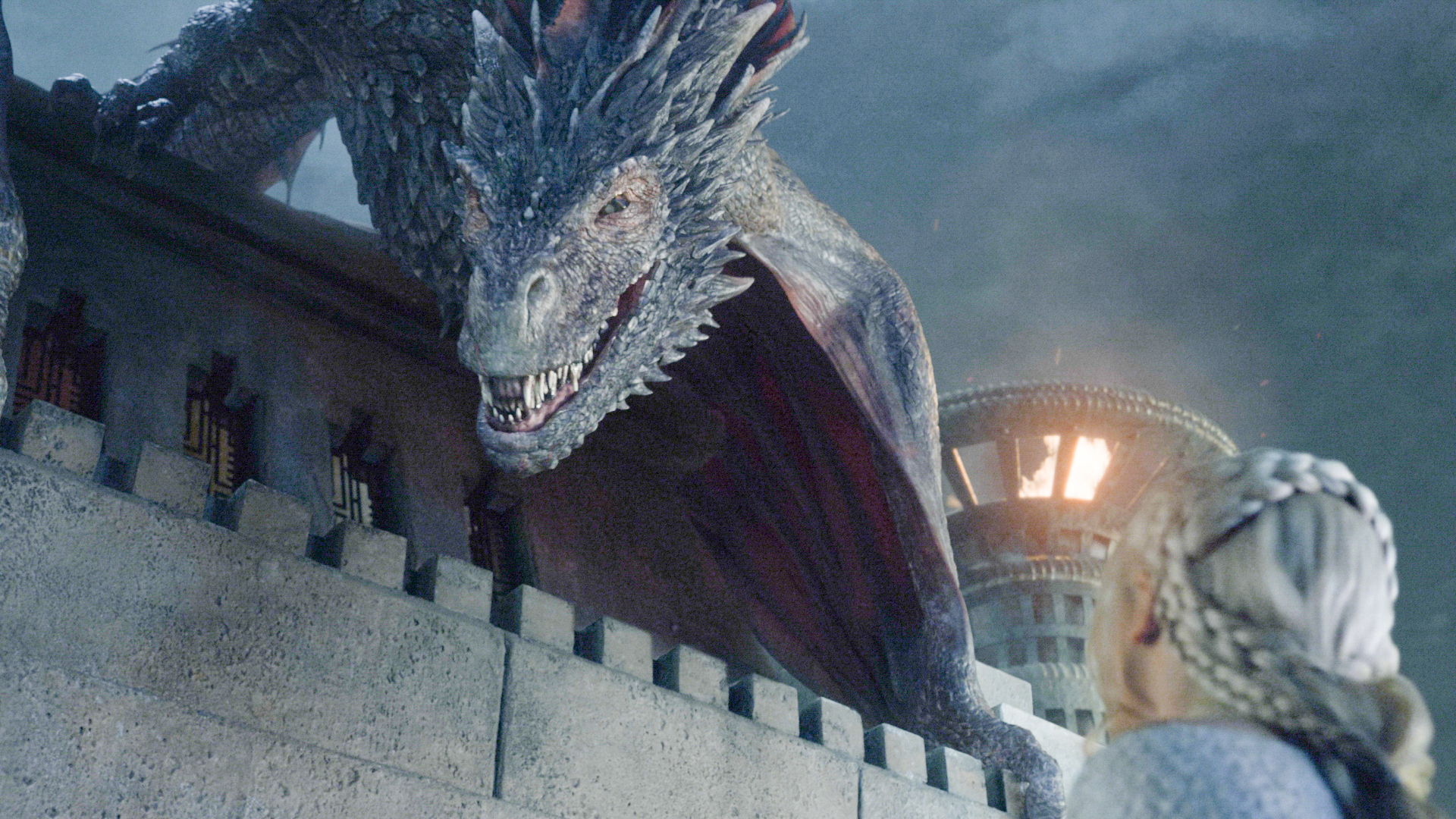 Game of Thrones, dragons