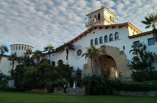 "Say ""I do"" at the stunning Santa Barbara Courthouse"