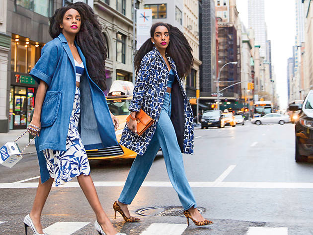 Meet the seven most fashionable New Yorkers