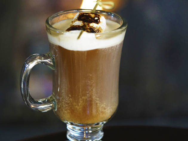 Irish Coffee at Drumbar