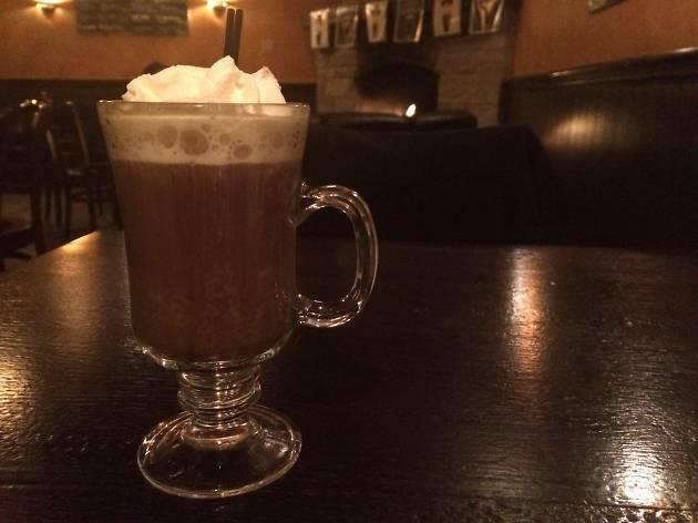 Irish Coffee at the Grafton