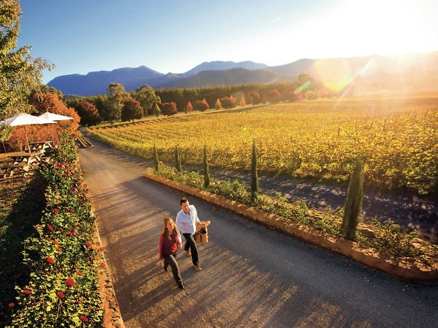 Ten weekend getaways from Melbourne