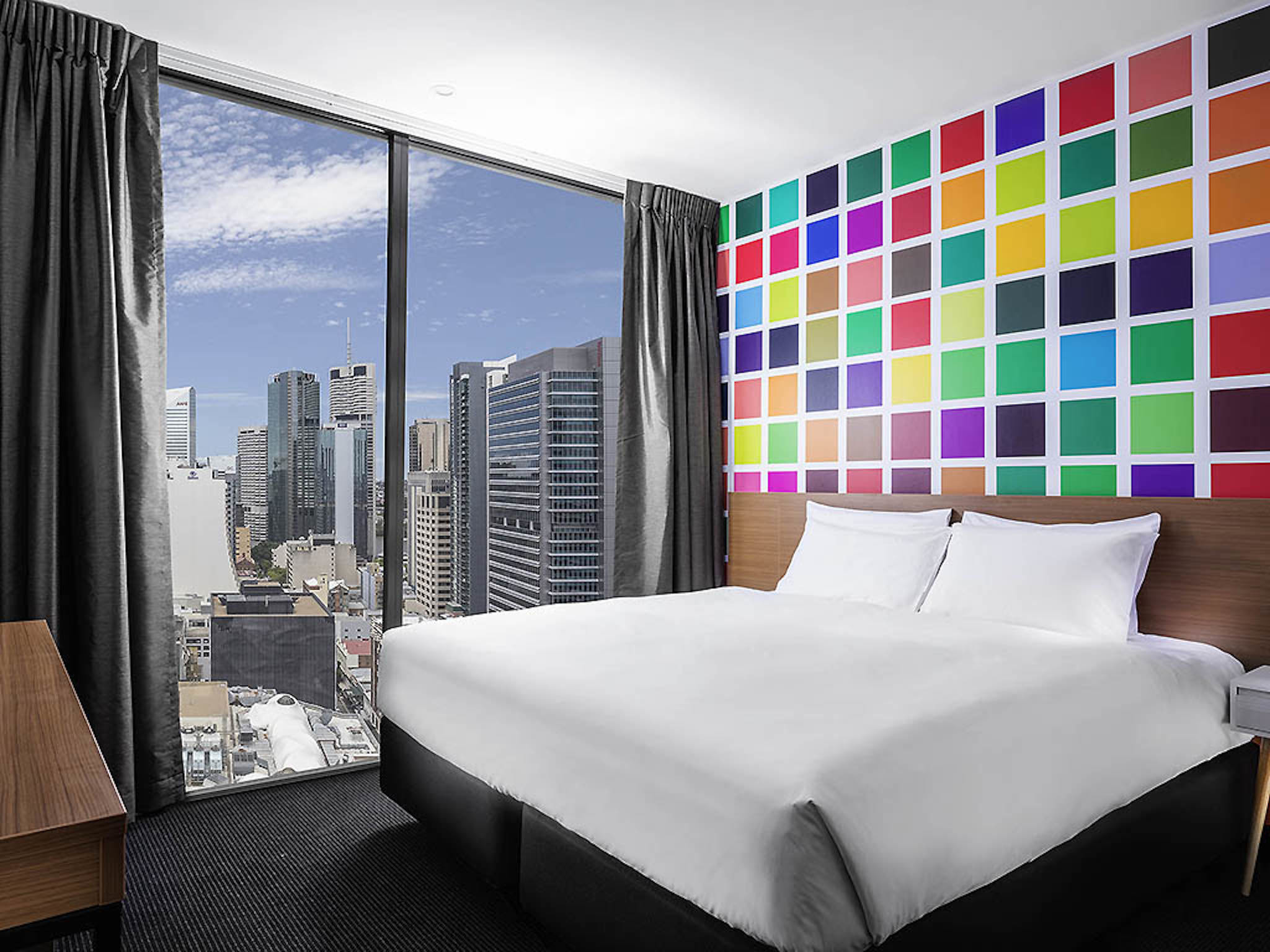 Stay at Brisbane's newest city hotel
