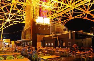 TOKYO TOWER HIGHBALL GARDEN ROOFTOP ジンギスカン