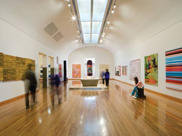 The best art galleries in Melbourne