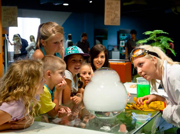 Questacon: The National Science and Technology Centre