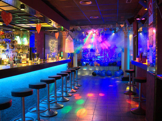 LGBT bars and clubs