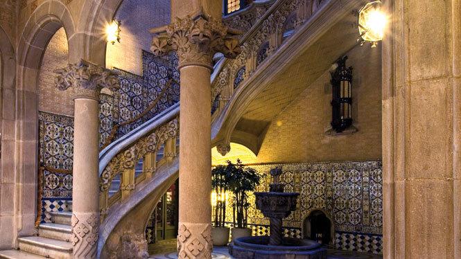 Palau Baró de Quadras