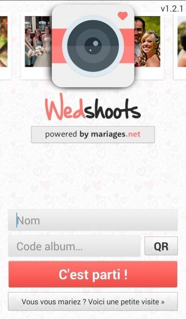 La plus clichée : Wedshoots